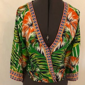 Freemarket by Flying Tomato Top, Size L